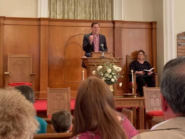 cedar-rock-preaching